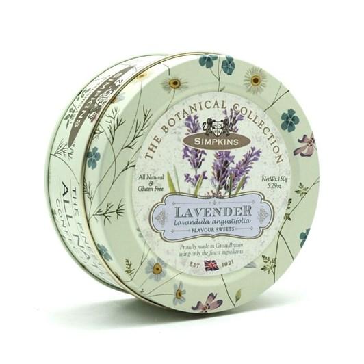 Simpkins Botanical Lavender Sweets 150g