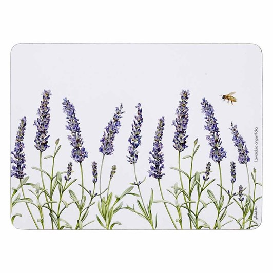 Ashdene Lavender Fields Placemat Pack Of 4