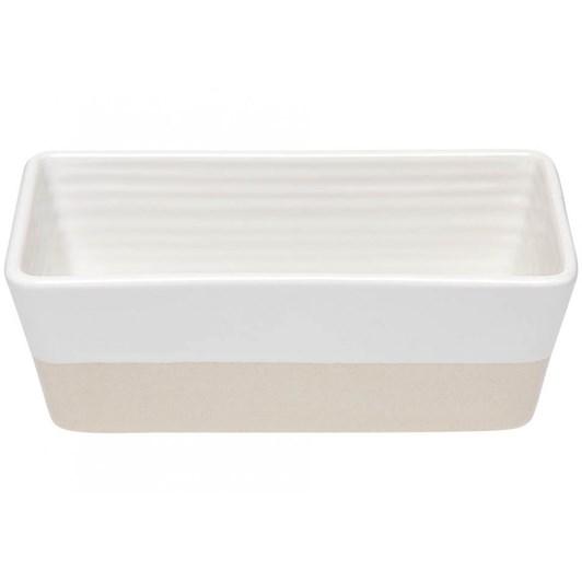 Ladelle Alpine White Rectangle Baking Dish 18cm