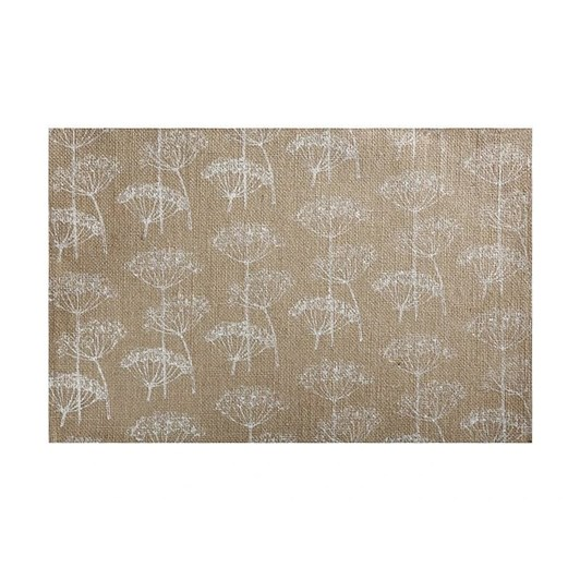 Maxwell & Williams Table Accents Burlap Placemat 45x30cm White