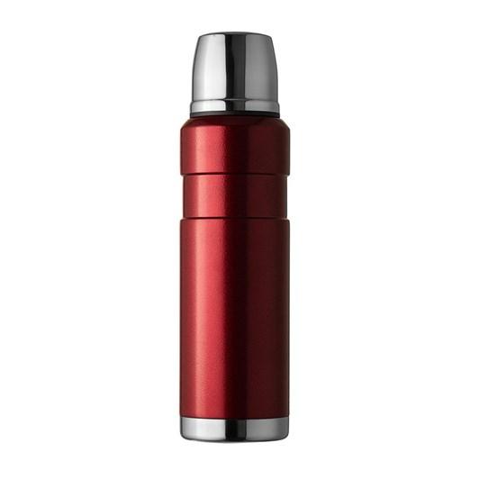 Avanti Metallic Red Vacuum Flask 800ml