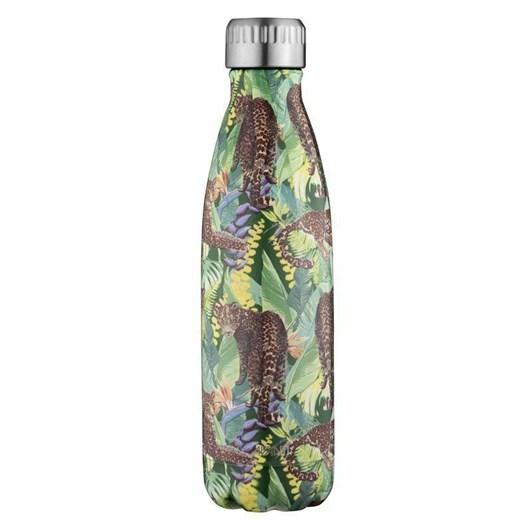 Avanti Tropic Leopard Fluid Bottle 500ml