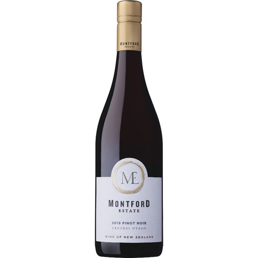 Montford Estate Central Otago Pinot Noir 750ml