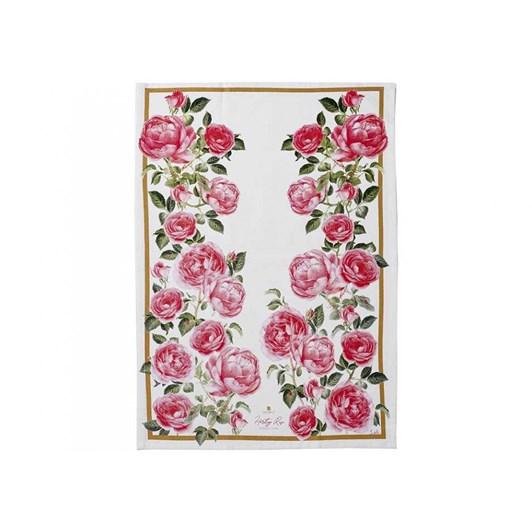 Ashdene Heritage Rose Kitchen Towel