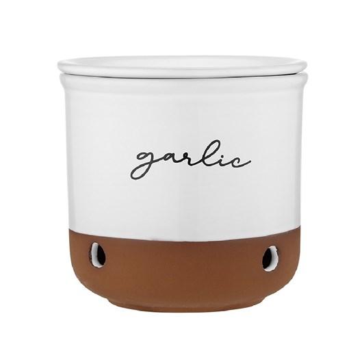 Ladelle Eco White Garlic Vault