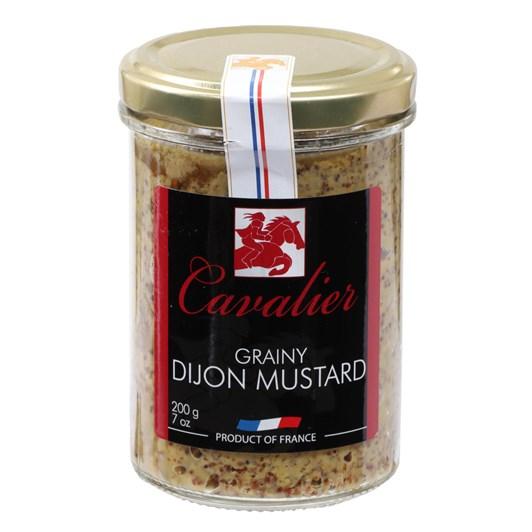 Cavalier Traditional Grainy Mustard 200g