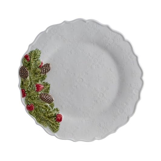Bordallo Christmas Garland Plate 29.5