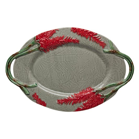 Bordallo Tropical Oval Platter 45