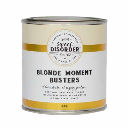 Sweet Disorder Blonde Moment Busters