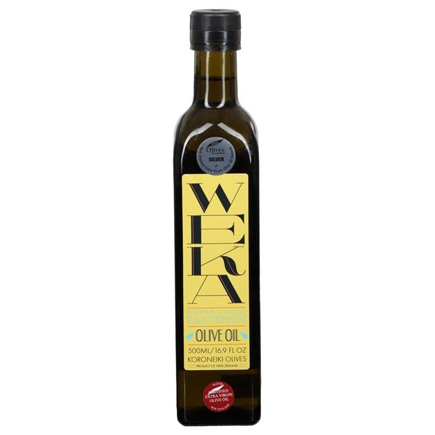 Weka Olive Oil Koroneiki 500ml -