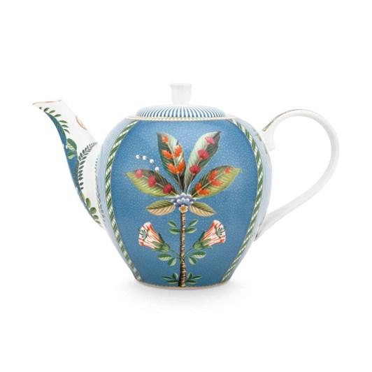 Pip Studio La Majorelle Tea Pot Blue 1.6Ltr