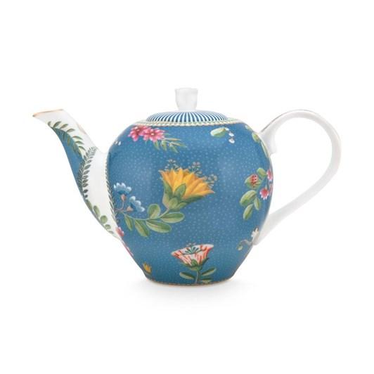 Pip Studio La Majorelle Small Tea Pot Blue 750ml