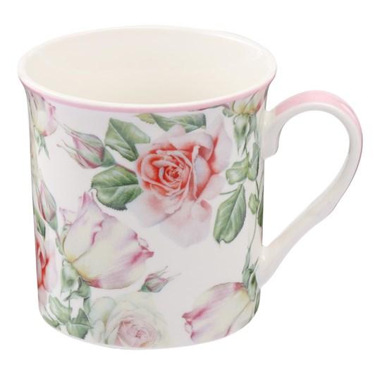 Casa Domani Chelsea Gardens Mug 300Ml Roses Tin Gift Boxed