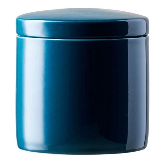 Maxwell & Williams Epicurious Canister 1L Teal Gift Boxed