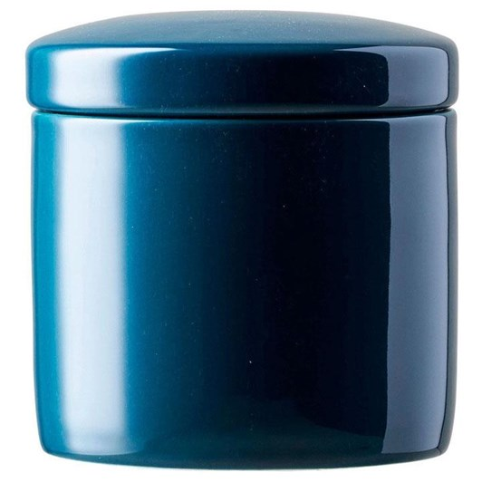 Maxwell & Williams Epicurious Canister 600Ml Teal Gift Boxed