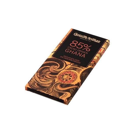 Amatller Chocolate 85% Ghana 70g