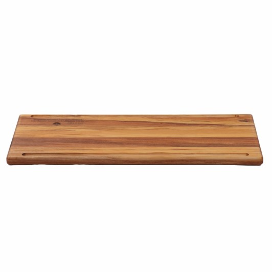 Boards of Origin Lake Kaniere Serving Board With Double Grooves 500x200mm
