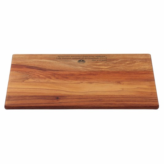 Boards of Origin Lake Kaniere Cheese Platter 9x310x200mm