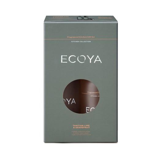 Ecoya Kitchen Gift Set - Tahitian Lime & Grapefruit