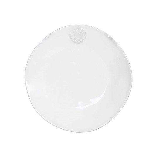 Costa Nova Salad Plate White 21cm