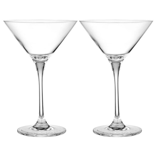 Quinn Martini Glass Set Of 2