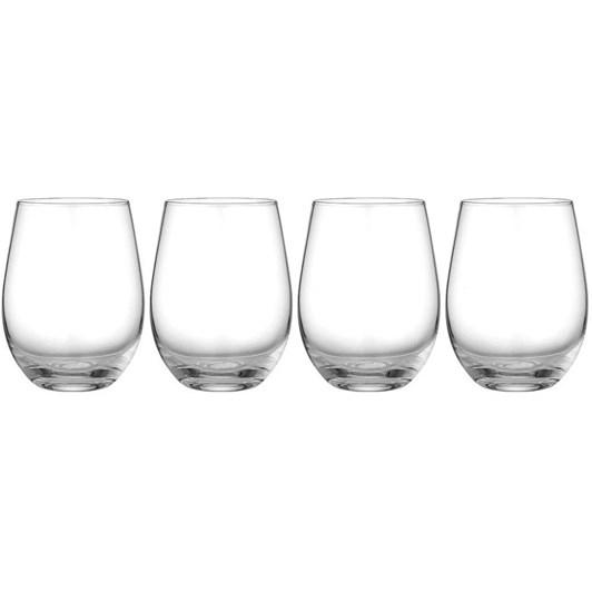 Quinn Glass Tumbler Set Of 4