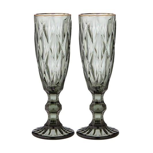 Ezra Ivy Champagne Glass Set Of 2