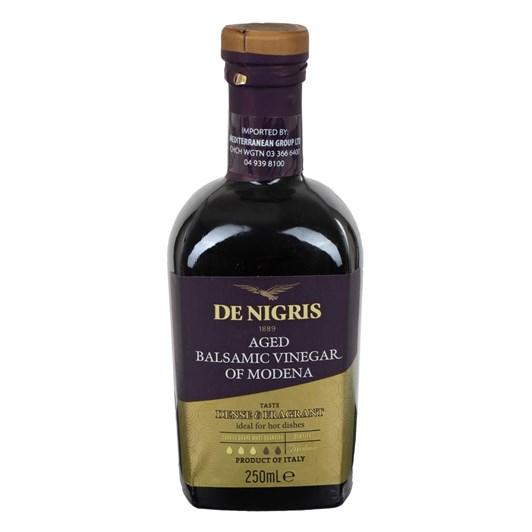 De Nigris Vinegar Balsamic Gold 55% Grape Must 250ml