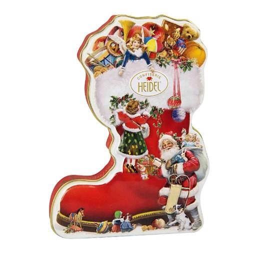 Heidel Christmas Tin Boot 97g