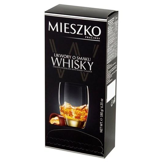 Mieszko Liqueur Chocolates With Whiskey Flavour 180g