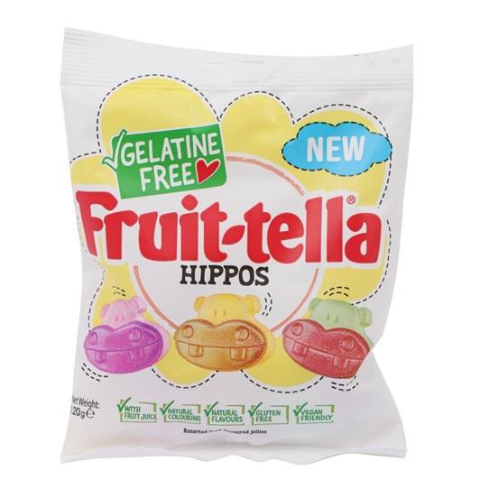 Fruittella Hippos 120g