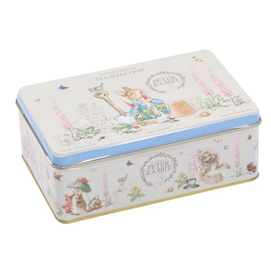 Beatrix Potter Tea Selection Tin With 100 Teabags