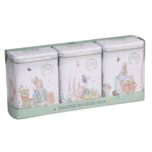 Beatrix Potter Triple Gift Set English Tea Selection 240g
