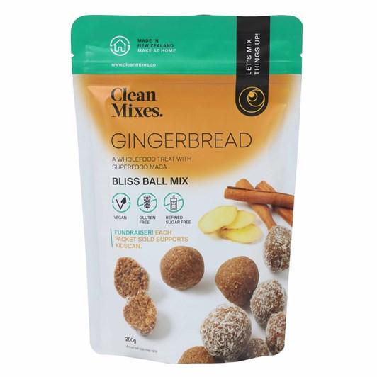 Clean Mixes Gingerbread Bliss Ball 200g