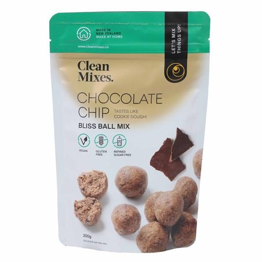 Clean Mixes Chocolate Chip Bliss Ball 200g