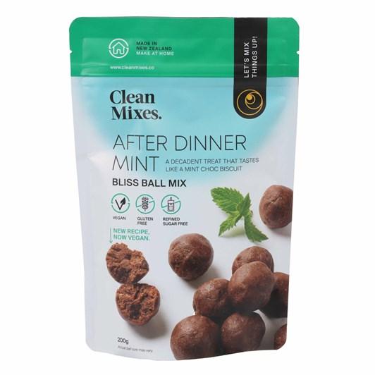 Clean Mixes After Dinner Mint Bliss Ball 200g