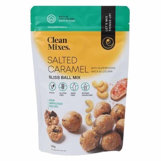 Clean Mixes Salted Caramel Bliss Ball 200g