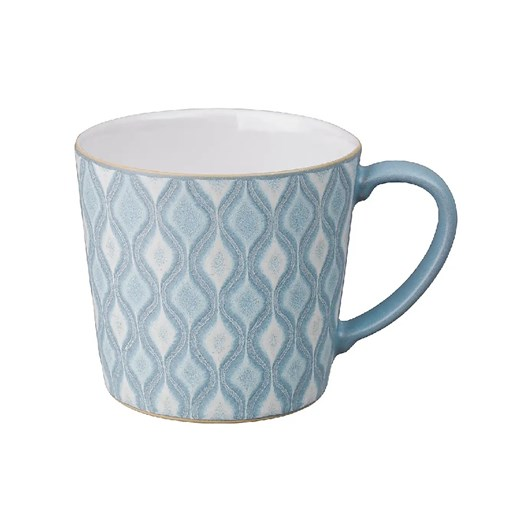 Denby Impressions Large Blue Mug 400ml