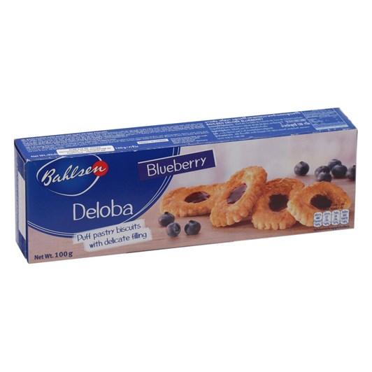 Bahlsen Deloba Blueberry 100g