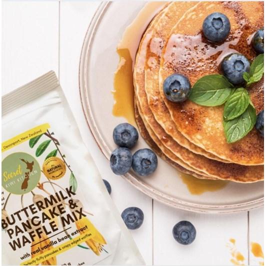 Secret Kiwi Kitchen Buttermilk Pancake Mix 350g
