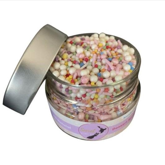 Secret Kiwi Kitchen Natural Confetti Cake Sprinkles 100g
