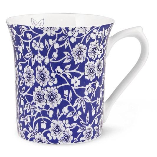 Queens Royale Blue Story Calico Mug 220ml