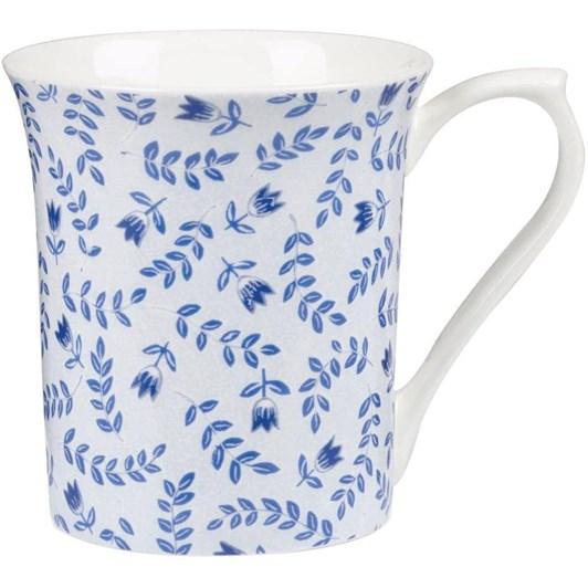 Queens Royale Blue Story Corsage Mug 220ml