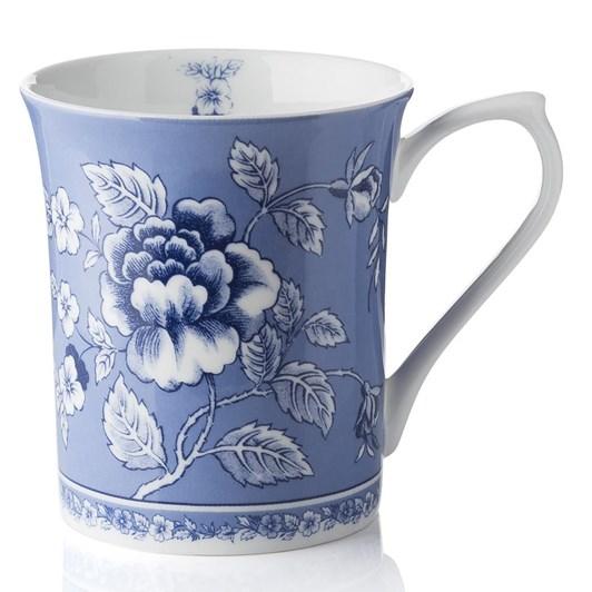 Queens Royale Blue Story Albertine Mug 220ml