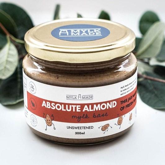 Mylk Made Absolute Almond Mylk Base 300ml