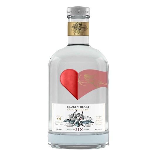 Broken Heart Angels Share Gin 40% 500ml