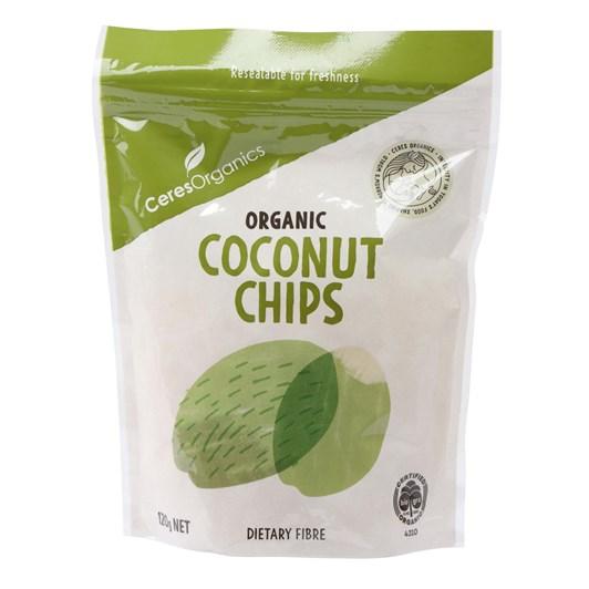 Ceres Organics Coconut Chips 120g