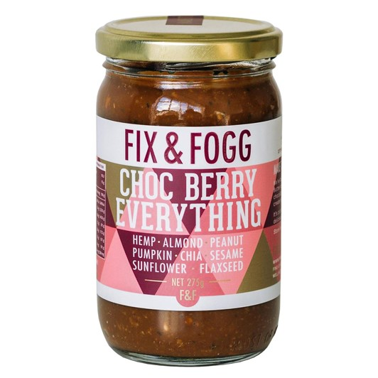 Fix and Fogg Chocolate Berry Everything 275g
