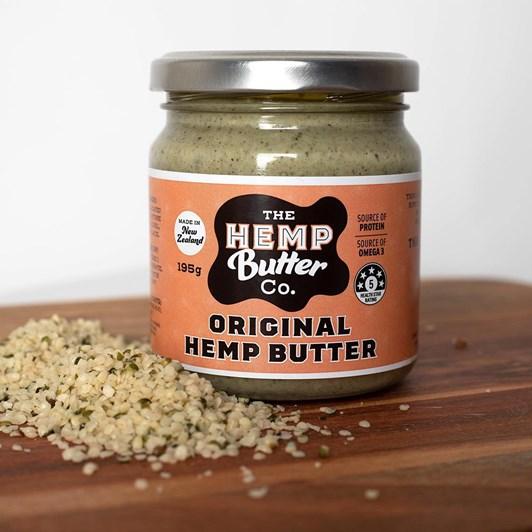 The Hemp Butter Co. Original Hemp Butter 195g