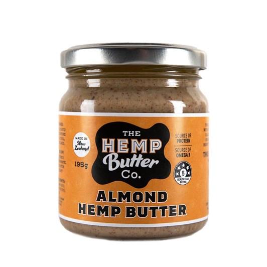 The Hemp Butter Co. Almond Hemp Butter 195g